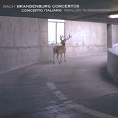Bach: Brandenburg Concertos, etc / Concerto Italiano, et al