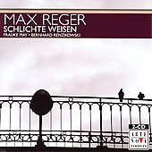 Reger: Schlichte Weisen / May, Renzikowski