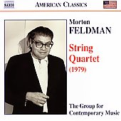 American Classics - Feldman: String Quartet