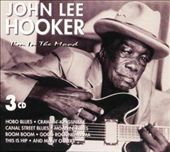 John Lee Hooker: I'm in the Mood [Goldies Box Set]
