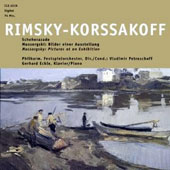 Rimsky-korssakoff: Mussorgsky