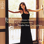 Brahms: Cello Sonatas / Natalie Clein