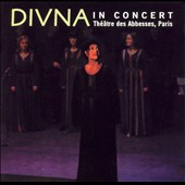 Divna in Concert - Th&eacute;&acirc;tre des Abbesses, Paris / Ljubojevic