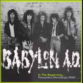 Babylon A.D.: In the Beginning... Persuaders Recordings 8688 [2-CD] *