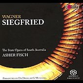 Wagner: Siegfried / Asher Fisch, Adelaide SO