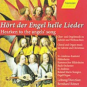 H&ouml;rt der Engel helle Lieder - Praetorius, etc / R&ouml;mer, et al