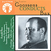 Goossens Conducts Bax