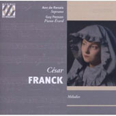 Franck: M&#233;lodies / De Renais, Penson, Walnier