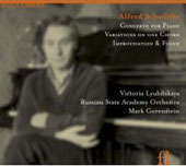 Schnittke: Variations on One Chord, Piano Concerto, etc / Lyubitskaya, Gorenstein, et al