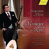 Musique pour le roi / Joachim Held