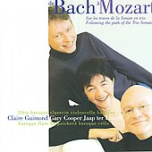 Bach: Flute Sonata BWV 1030, Trio Sonata BWV 527, etc / Guimond, Cooper, ter Linden