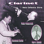 Pinky Vidacovich/Larry Shields (Clarinet)/Raymond Burke: Clarinet: New Orleans Style