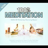 Various Artists: 100% Meditation [Union Square] [Box]