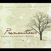 Premonitions - American Chamber Music