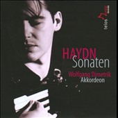 Haydn: Sonaten / Wolfgang Dimetrik