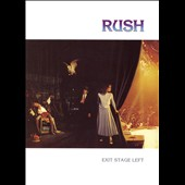 Rush: Exit...Stage Left [Video]