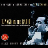 Django Reinhardt: Django on the Radio