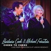 Michael Feinstein/Barbara Cook (pop vcl): Cheek to Cheek: Cook and Feinstein