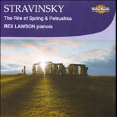 Stravinsky: The Rite Of Spring & Petrushka / Pianola Rolls