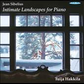 Jean Sibelius: Intimate Landscapes for Piano