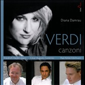 Verdi: Canzoni / Songs for voice and piano