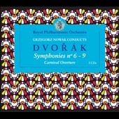Dvorak: Symphonies Nos. 6 & 9 / Grzegorz Nowak - Royal PO