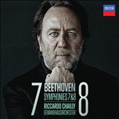 Beethoven: Symphonies Nos. 7 & 8 / Riccardo Chailly