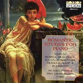 Romantic Etudes for Piano: Hummel, Moscheles, Tausig / Michael Ponti, Mary Louise Boehm