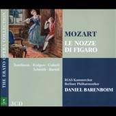 Mozart: The Marriage of Figaro / Tomlinson, Rodgers, Bartoli