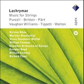 Lachrymae: Music for Strings by Henry Purcell, Benjamin Britten, Arvo Part, Michael Tippet et al. / CO of Europe