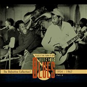 Various Artists: Plug It In! Turn It Up! Electric Blues - The Definitive Collection, Pt. 2: 1954-1967 [Box]