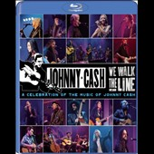 Various Artists: We Walk the Line: A Celebration of the Music of Johnny Cash [Blu-Ray]