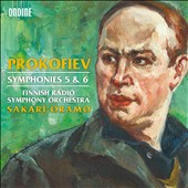 Prokofiev: Symphonies Nos. 5 & 6 / Sakari Oramo, Finnish Radio SO