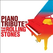 Various Artists: Piano Tribute To the Rolling Stones
