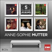 Five In One: Anne-Sophie Mutter - Five Classic Albums