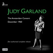Judy Garland: The Amsterdam Concert December 1960