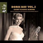 Doris Day: Eight Classic Albums, Vol. 2 [Box]