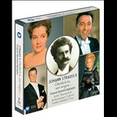 Johann Strauss II - Original Operetta Highlights (Cologne 1950-1970) / Schock, Cordes, Wunderlich, Rothenberger, Prey, Gedda [6 CDs]