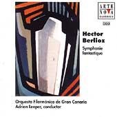 Berlioz: Symphonie Fantastique / Leaper, Gran Canaria FO