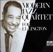 The Modern Jazz Quartet: For Ellington [Limited Edition] [Remastered]