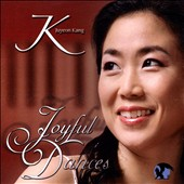 Joyful Dances - Bach: Partita no 3; Piazzolla: Tango Suite; Schumann: Davidsbundlertanze / Juyeon Kang, piano