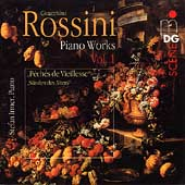 Rossini: Piano Works Vol 1 / Stefan Irmer
