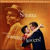 Frank Sinatra: Songs for Swingin' Lovers! [Digipak]