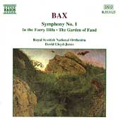 Bax: Symphony no 1, In the Faery Hills, etc / Lloyd-Jones