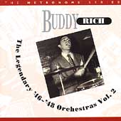 Buddy Rich: The Legendary: 1946-1948