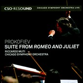 Prokofiev: Suite from Romeo and Juliet / Riccardo Muti, Chicago SO