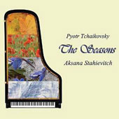 Piotr Tchaikovsky: The Seasons