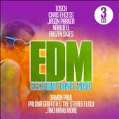 Various Artists: EDM: Electronic Dance Music [ZYX 3CD] [Box]