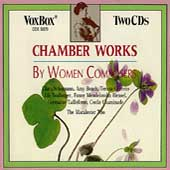 Chamber Works by Women Composers / Macalester Trio
