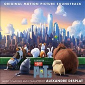 Alexandre Desplat: The Secret Life of Pets [Original Motion Picture Score] [Digipak]